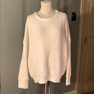 NWOT - never worn chunky sweater!!